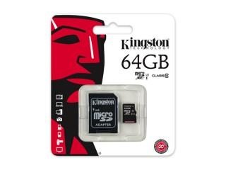 Kingston MicroSDXC UHS-I 64Gb